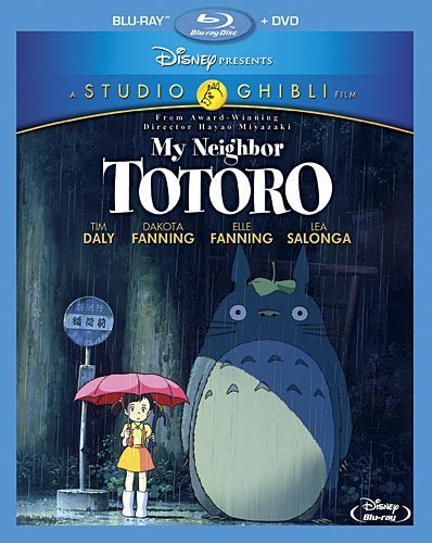 My Neighbor Totoro Studio Ghibli Blu Ray DVD G Ws