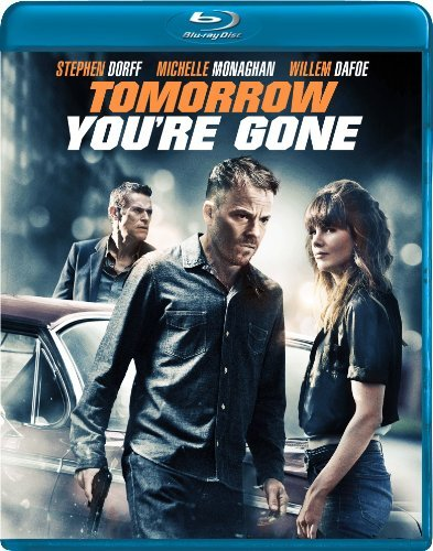 Tomorrow You're Gone Tomorrow You're Gone Blu Ray Ws Nr