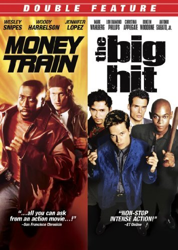 Money Train Big Hit Double Feature Ws Nr