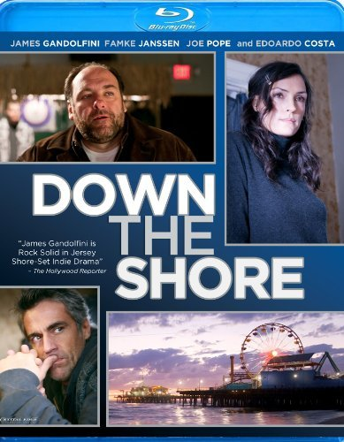 Down The Shore Gandolfini Janssen Blu Ray Ws R