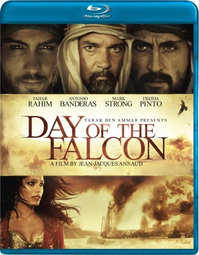 Day Of The Falcon Banderas Pinto Strong Blu Ray Ws R