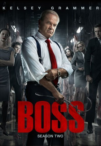 Boss Boss Season 2 Ws Nr 3 DVD