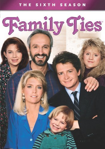 Family Ties Season 6 DVD