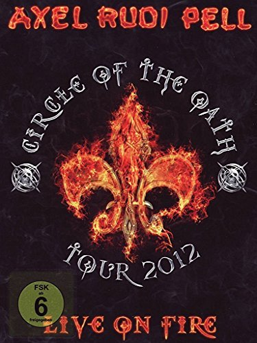 Axel Rudi Pell Live On Fire 2 DVD