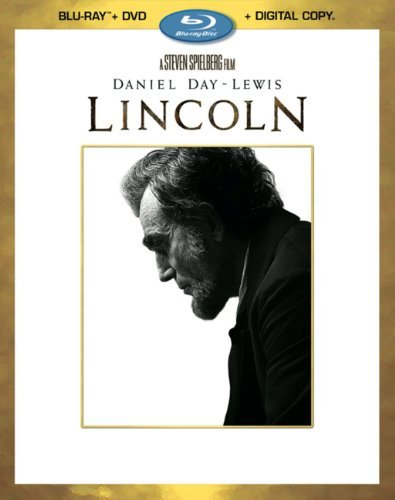 Lincoln (2012) Day Lewis Field Jones Blu Ray Ws Pg13 2 Br Incl. DVD Dc