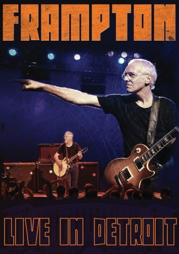 Peter Frampton Live In Detroit Nr