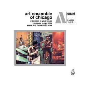Art Ensemble Of Chicago Jackson In Your House Message 2 CD