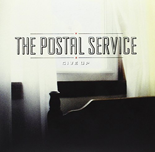 Postal Service Give Up 10th Anniversary Delux Deluxe Ed. 2 CD