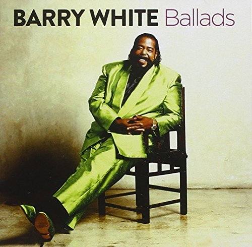 Barry White Ballads