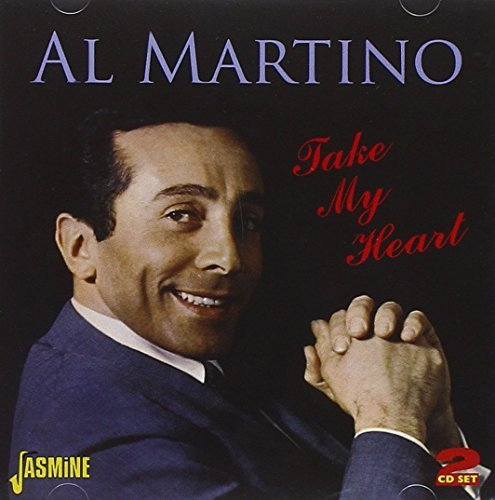 Al Martino Take My Heart Import Gbr 2 CD
