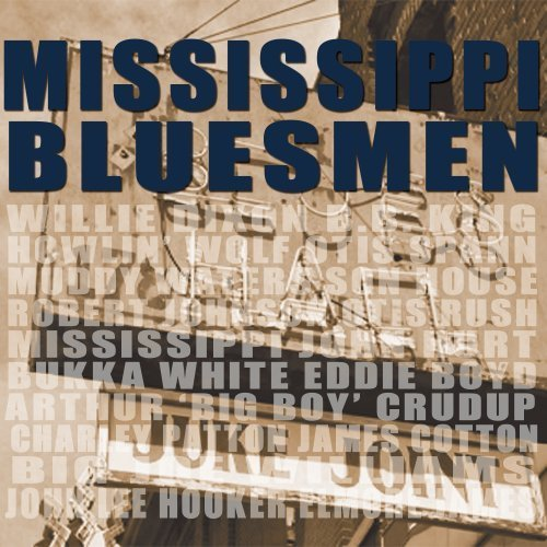 Mississippi Bluesmen Mississippi Bluesmen 3 CD
