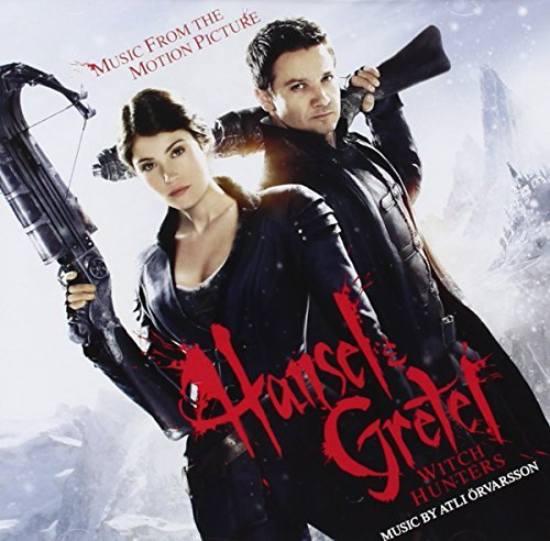 Atli Ovarsson Hansel & Gretel Witch Hunters Music By Atli Ovarsson