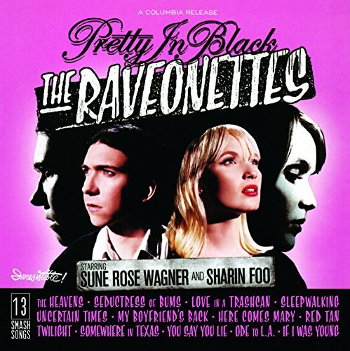 Raveonettes Pretty In Black Import Eu Pretty In Black