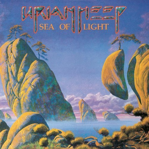 Uriah Heep Sea Of Light Import Gbr
