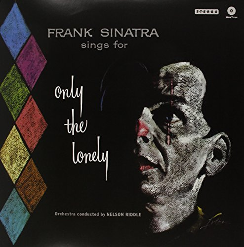 Frank Sinatra Only The Lonely Import Esp 180gm Vinyl