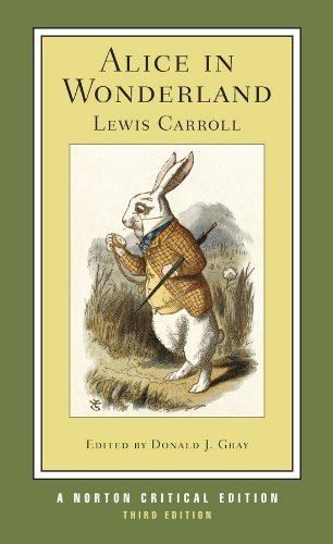 Lewis Carroll Alice In Wonderland 0003 Edition;