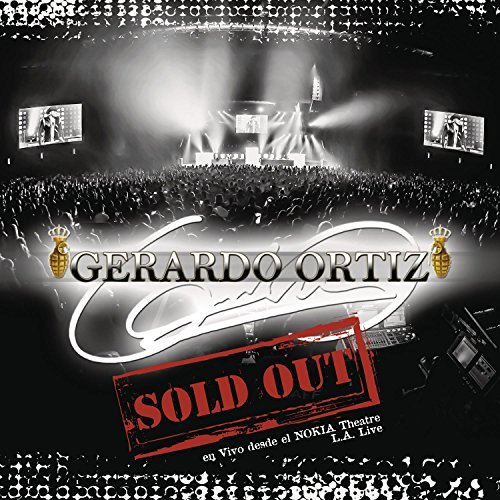 Gerardo Ortiz Sold Out Desde El Nokia Theatr