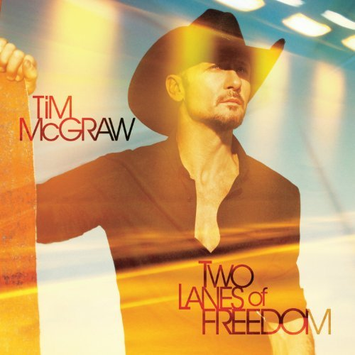 Tim Mcgraw Two Lanes Of Freedom 2 Lp