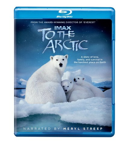Imax To The Arctic Blu Ray Ws G Incl. DVD Uv