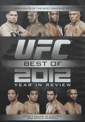 Ufc Best Of 2012 Year In Review Nr