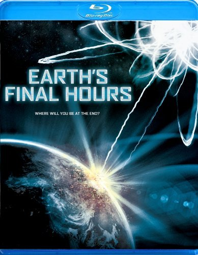 Earth's Final Hours Knepper Benson Bright Blu Ray Ws Pg13