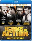4 Film Icons Of Action Set 4 Film Icons Of Action Set Blu Ray Ws R 2 DVD