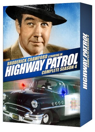 Highway Patrol Complete Season 4 Nr 5 DVD