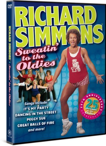 Richard Simmons Sweatin' To The Oldies 1 Nr