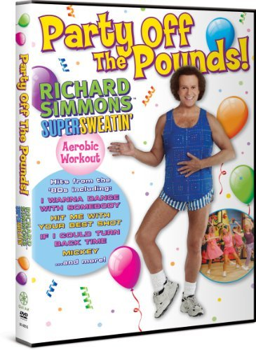 Richard Simmons Party Off The Pounds Nr