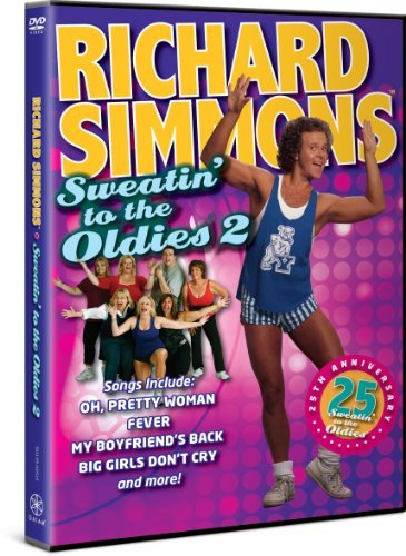 Richard Simmons Sweatin' To The Oldies 2 Nr