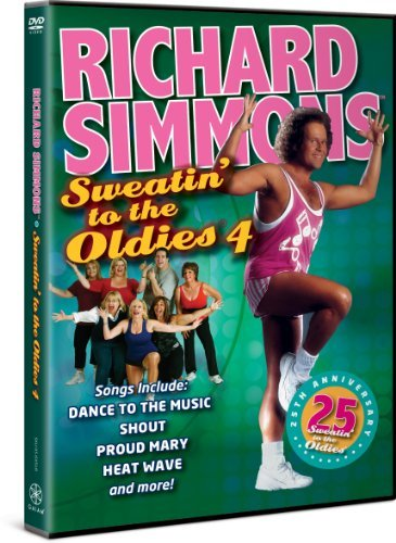 Richard Simmons Sweatin' To The Oldies 4 Nr