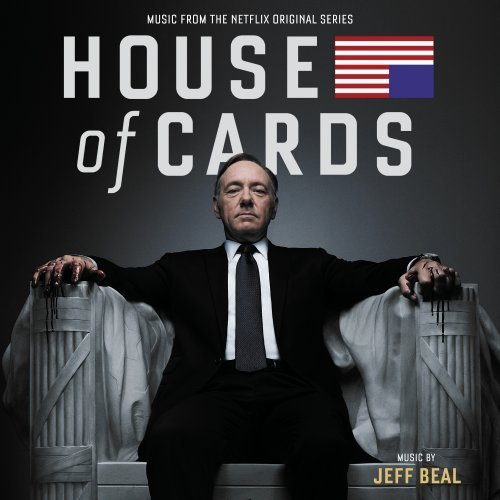 Jeff Beal House Of Cards Music By Jeff Beal 2 CD