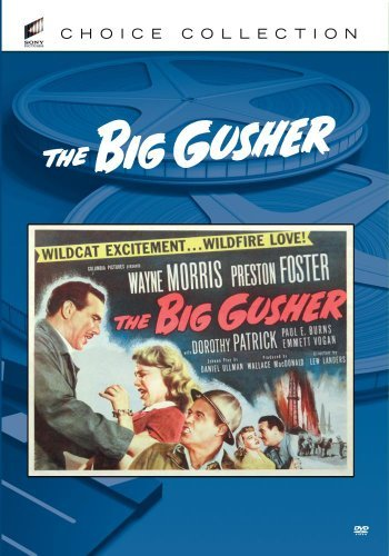 Big Gusher Parker Vogan Morris Burns DVD Mod This Item Is Made On Demand Could Take 2 3 Weeks For Delivery