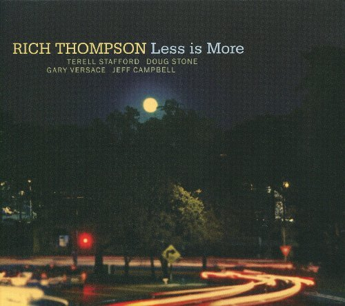 Thompson Rich Less Is More