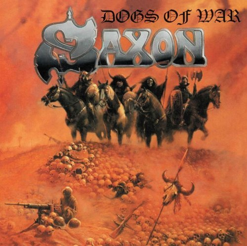 Saxon Dogs Of War