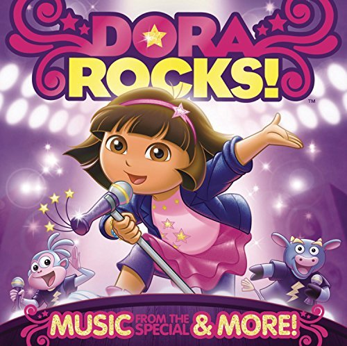 Dora The Explorer Dora Rocks! Music From The Spe