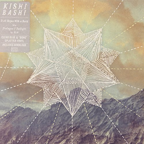 Kishi Bashi It All Began With A Burst Prol 7 Inch Single