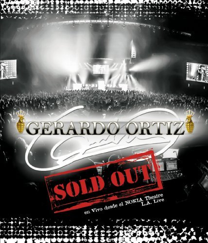 Gerardo Ortiz Sold Out En Vivo Desde El Noki Nr