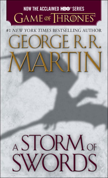 George R. R. Martin A Storm Of Swords