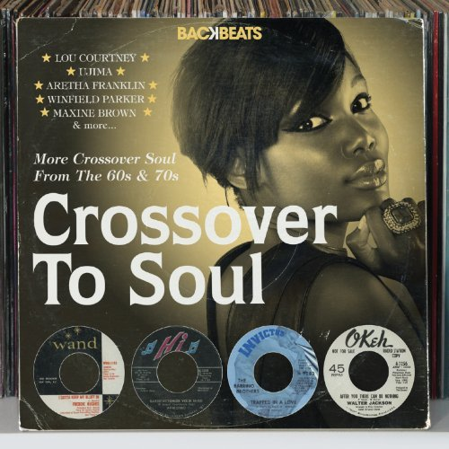 Backbeats Crossover To Soul M Backbeats Crossover To Soul M Import Gbr