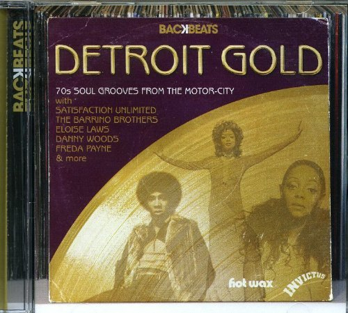 Backbeats Detroit Gold 70's S Backbeats Detroit Gold 70's S Import Gbr