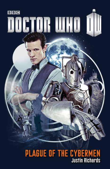 Justin Richards Plague Of The Cybermen