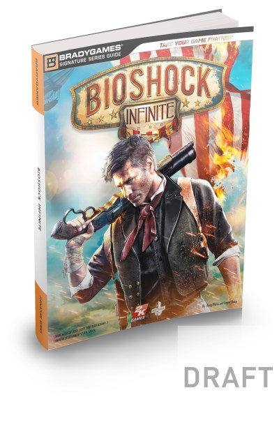 Doug Walsh Bioshock Infinite