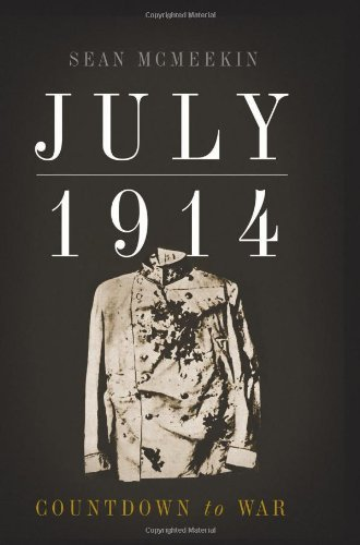 Mcmeekin Sean July 1914 Countdown To War