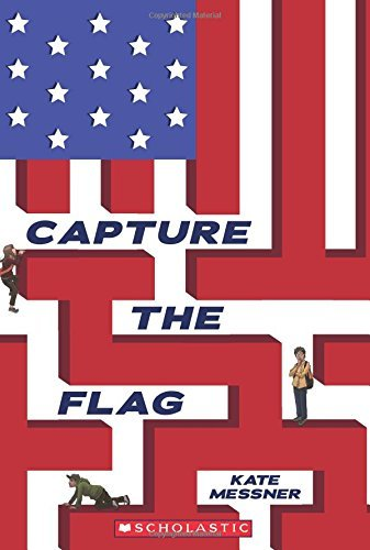 Kate Messner Capture The Flag