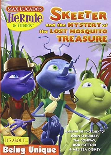 Hermie & Friends Skeeter & The Mystery Of The Lost Mosquito Treasur