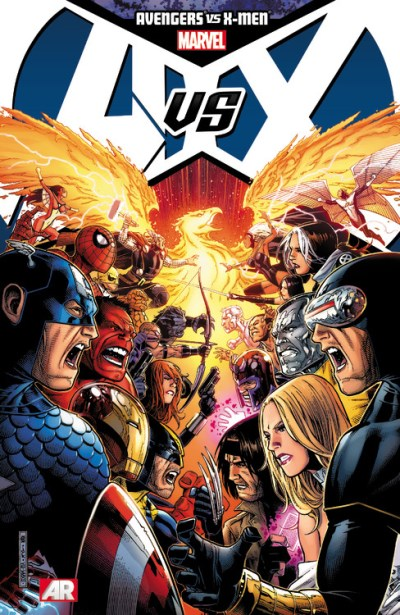 Brian Michael Bendis Avengers Vs. X Men