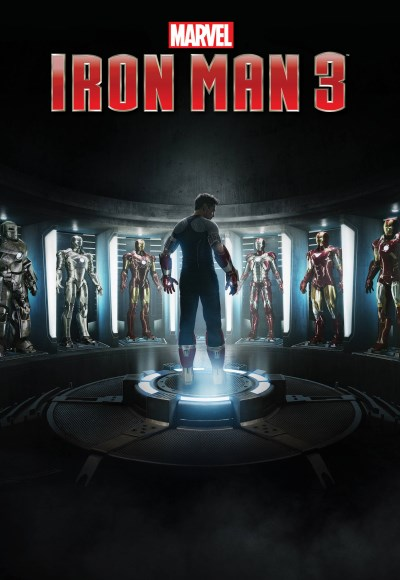 Marvel Press Group Iron Man 3