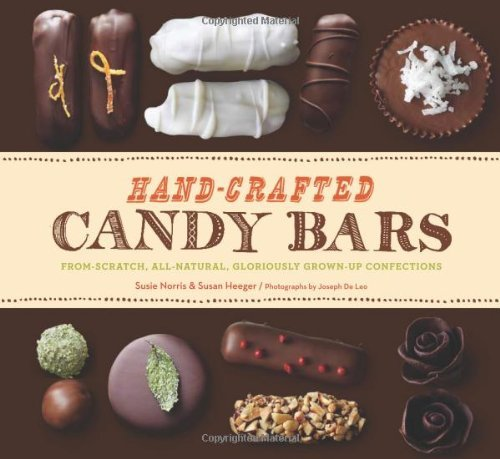 Susan Heeger Hand Crafted Candy Bars From Scratch All Natural Gloriously Grown Up Co
