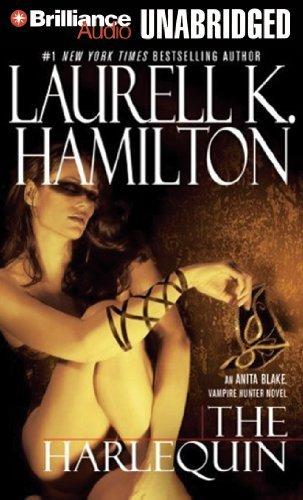 Laurell K. Hamilton The Harlequin